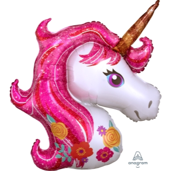 Picture of MAGICAL UNICORN SUPERSHAPE