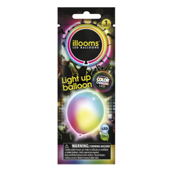 Picture of 15 HOUR LIGHT UP BALLOON - COLOR CHANGING