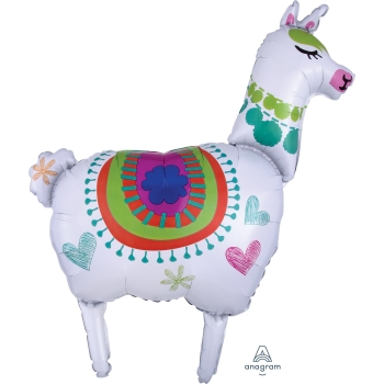 Picture of LLAMA SUPERSHAPE