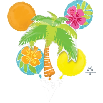 Picture of SUMMER SCENE FOIL BOUQUET