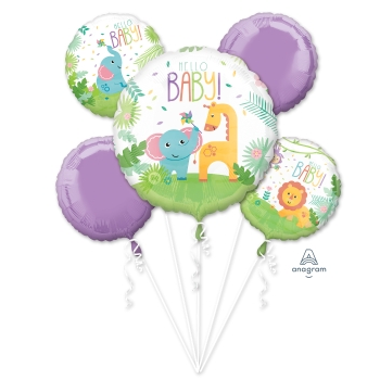 Image de FISHER PRICE BABY FOIL BOUQUET