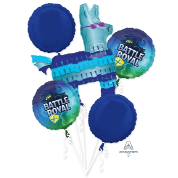 Picture of BATTLE ROYAL '' INSPIRED BY FORTNITE ''  FOIL BOUQUET
