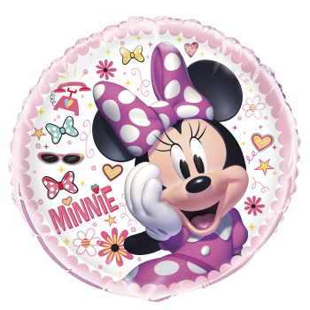 "Picture of 18"" FOIL - MINNIE ICONIC"
