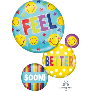 Picture of FEEL BETTER SOON SUPERSHAPE