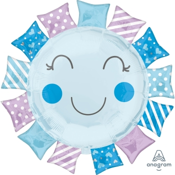 Image de BABY BOY SUNSHINE SUPERSHAPE