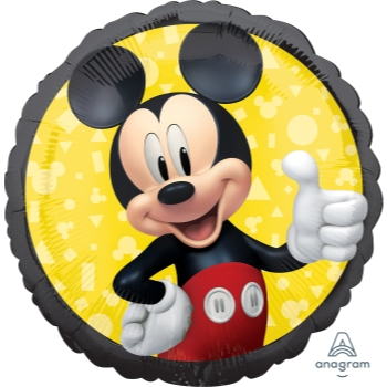 "Picture of 18"" FOIL - MICKEY MOUSE FOREVER"