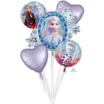 Picture of FROZEN 2 FOIL BOUQUET