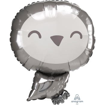 "Image de 18"" FOIL - OWL JUNIOR SHAPE"