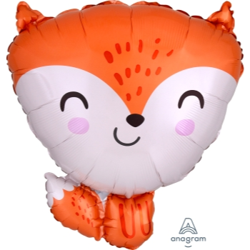 "Image de 18"" FOIL - FOX JUNIOR SHAPE"
