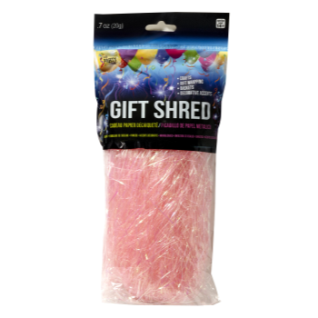 Picture of GIFT SHRED - LIGHT PINK IRIDESCENT