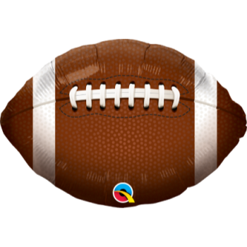 "Picture of 18"" FOIL FOOTBALL SHAPE"