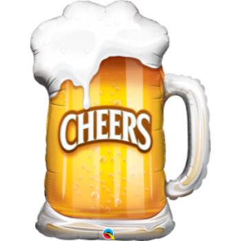 Picture of BEER MUG CHEERS SUPERSHAPE