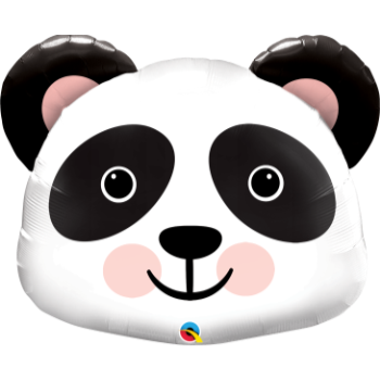 Picture of PRECIOUS PANDA HEAD SUPERSHAPE