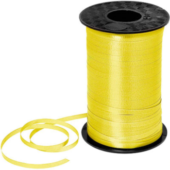 Image de DAFFODIL CRIMPED CURLING RIBBON 500 YRDS