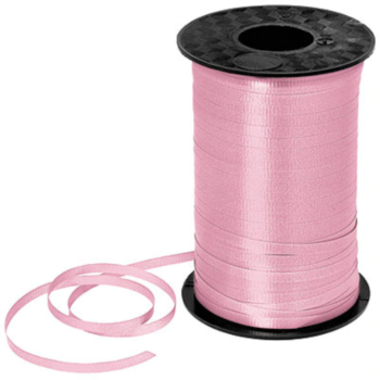 Image de PINK CRIMPED CURLING RIBBON 500 YRDS
