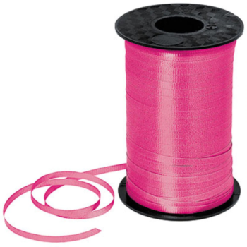 Image de MAGENTA CRIMPED CURLING RIBBON 500 YRDS