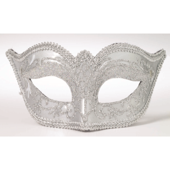 Picture of VENETIAN MASK - SILVER