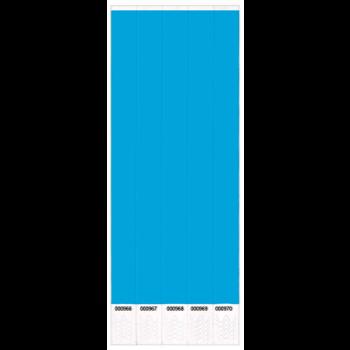 Image de WRISTBANDS ROYAL BLUE 500 PACK