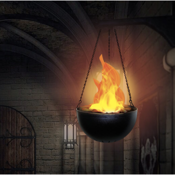 Picture of MINI HANGING FLAME CAULDRON