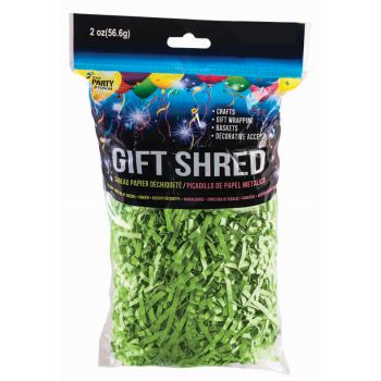 Picture of GIFT SHRED - LIME GREEN