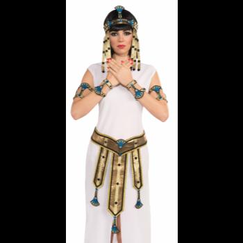 Image de EGYPTIAN ARM CUFFS - 2PC SET
