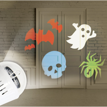 Picture of HALLOWEEN PROJECTION BULB