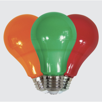 Picture of Colored LED Bulb - ORANGE
