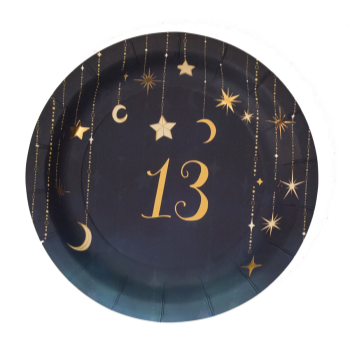 "Picture of 13th STARRY NIGHT 7"" PLATE"