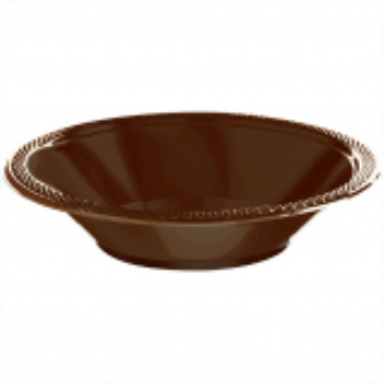 Picture of CHOCOLATE BROWN - 12oz PLASTIC BOWL