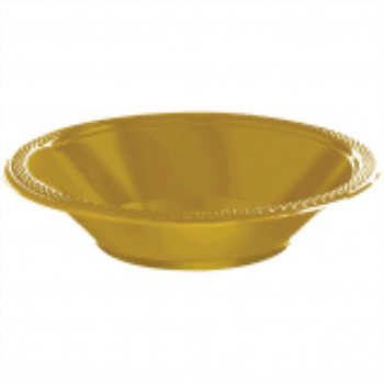 Picture of GOLD - 12oz PLASTIC BOWL