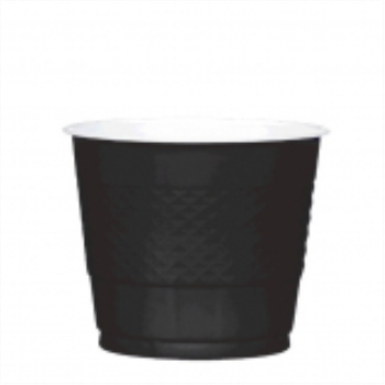 Picture of BLACK - 9oz PLASTIC CUP