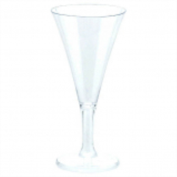 Picture of COCKTAIL - CLEAR 2oz MINI CHAMPAGNE FLUTES