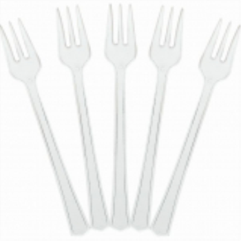 Picture of COCKTAIL - MINI CLEAR FORKS