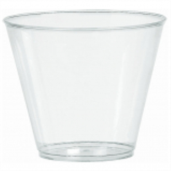 Picture of CLEAR 9oz TUMBLER
