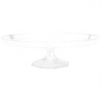 Picture of CLEAR DESSERT STAND - MEDIUM