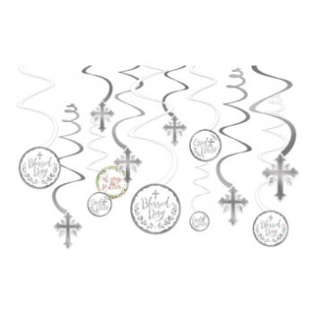 Picture of DECOR - Holy Day Value Pack Spiral Decorations