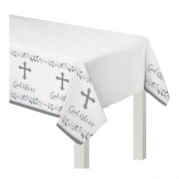 Image de TABLEWARE - Holy Day Plastic Table Cover