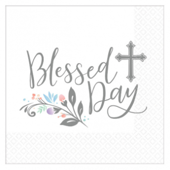 Image de TABLEWARE - Holy Day Luncheon Napkins