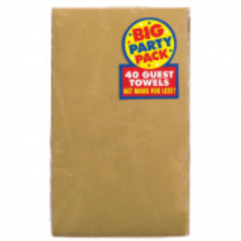 Picture of GOLD GUEST TOWELS