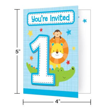 Image de ONE IS FUN  - INVITATIONS
