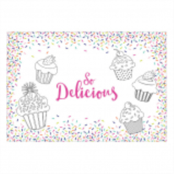 Picture of TABLEWARE - BAKE WARE PARTY PLACEMATS