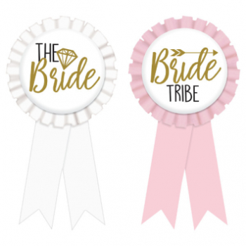Picture of BRIDE TRIBE AWARD RIBBON SET