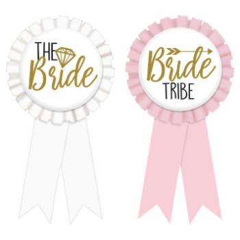 Image de BRIDE TRIBE AWARD RIBBON SET
