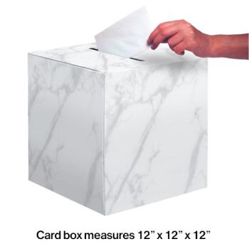 Image de MR & MR WEDDING BOX CARD