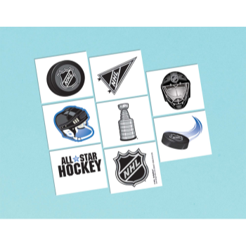 Picture of NHL ICE TIME TATTOOS