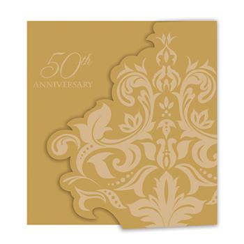 Picture of 50th GOLDEN ANNIVERSARY - INVITATION
