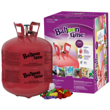Picture of 1 DISPOSABLE HELIUM TANK - PICK UP ONLY