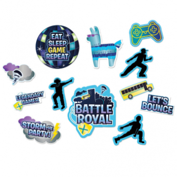 Picture of BATTLE ROYAL ''INSPIRED BY FORTNITE'' - VALUE PACK CUTOUTS