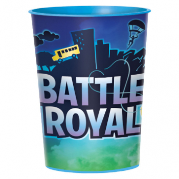 Picture of BATTLE ROYAL ''INSPIRED BY FORTNITE'' - PLASTIC FAVOUR CUP