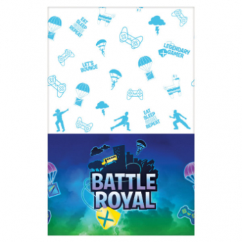 Picture of BATTLE ROYAL ''INSPIRED BY FORTNITE'' - TABLE COVER